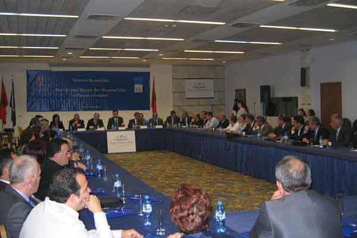 Teilnehmer der Runden Tisches