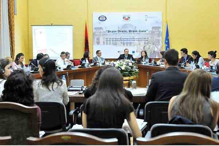 Teilnehmer der Konferenz